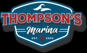 Thompson's Marina Logo